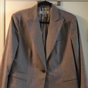 Nine West Light Brown Suit-Size 16